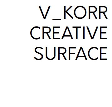 V-KORR CREATIVE SURFACE