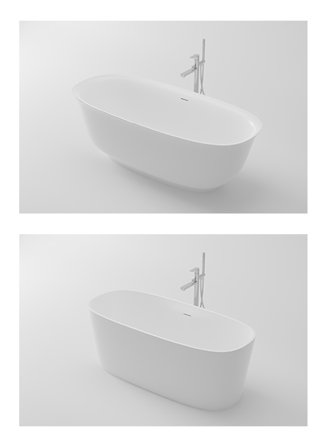 Nouvelle gamme de baignoires